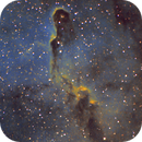 IC1396A-SHO first attempt,                                Christian Dahm