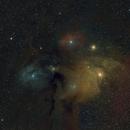 Antares - M4 - Rho Ophiuchi,                                Günther Dick