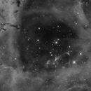 Rosette Nebula centre in Ha,                                Andreas Eleftheriou