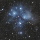 M45-The Pleiades,                                Andreas Eleftheriou