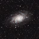 M33,                                SicIturAdAstra