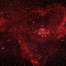 IC1805 - Heart Nebula,                                Ahmet Kale