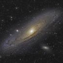 Anfromeda Galaxy M31,                                Stefan Westphal