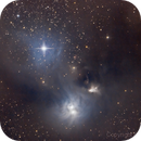 Corona Australis dust and nebulas,                                RCompassi