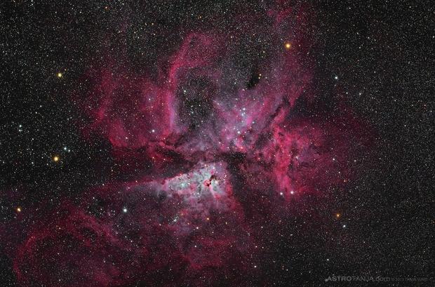 Carina Nebula ,                                AstroTanja