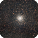 Messier 22 - Globular Cluster @ Sagittarius :-),                                Daniel Nobre