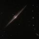NGC 4565 - Crop,                                Ron