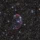 NGC6888. Crescent Nebula.,                                Sergei Sankov