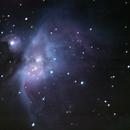 Orion Nebula (Messier 42),                                Lukas Van den Broeck