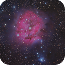 IC 5146 the Cocoon Nebula,                                Frank Colosimo