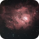 M8  Lagoon Nebula 26-06-2021,                                Wagner