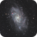 M33,                                Tamas Kriska