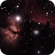 Horsehead and Flame Nebulas,                                Kyle Pickett
