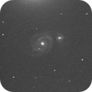 M51 - My First Galaxy Captured...,                                thakursam