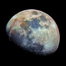 Mineral  Moon,                                Salvo Piraneo