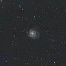 M101 Pinwheel,                                Nucdoc