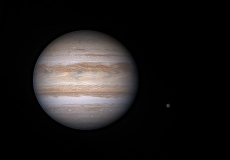 Jupiter: 2020-05-28 18:57 UT,                                Darren (DMach)