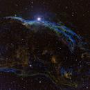 NGC6960 Veil Nebula West,                                Stan Smith