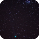 #110 Comet C/2014 Q2 Lovejoy, M45 Pleiades,                                Hubble_Trouble