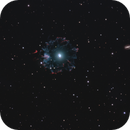 Cat's Eye Nebula Ha OIII LRGB.,                                Olly Penrice