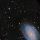 Bode's nebulae,                                Manel Martín Folch