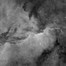 NGC 6188 in Ha,                                Marcelof