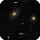 A Study of the Virgo Galaxy Cluster - Part 30: Messiers 86 & 84,                                Timothy Martin & Nic Patridge