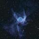 Thor's Helmet - NGC2359,                                Seymore Stars