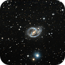 NGC 1097 | Richard Muhlack's Public Data,                                Kiko Fairbairn