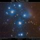M45 - The Pleiades HDR,                                Brice Blanc
