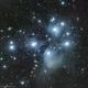 Pleiades M45,                                Harri Kiiskinen