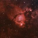 NGC896 HOO + RGB,                                SJK