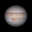 Jupiter 2019-05-24: The GRS in turmoil,                                Darren (DMach)