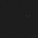M45 - Les pléiades,                                Cyril Richard