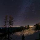 Winter Night,                                Markus A. R. Langlotz