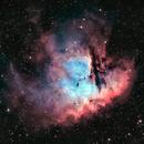 Pacman Nebula,                                GregGurdak