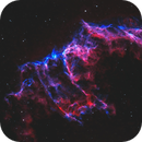 Eastern Veil - NGC6992 - Neon Supernova,                                Jason Wiscovitch