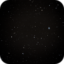 M57 La nébuleuse de la Lyre,                                nunux1971