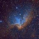 NGC7380 SHO,                                Astroboypl