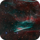Pencil Nebula (NGC 2736) and the Vicinity,                                Miles Zhou