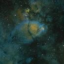 IC1795 Fish Head Nebula,                                Jeff Kraehnke
