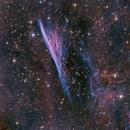 NGC2736 -The Pencil Nebula - DSW Chile process contest,                                Régis Le Bihan