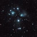 M45: The Pleiades,                                Daniel Tackley