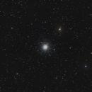 Amas globulaire M3 / Cumulo globular M3,                                astrocedeirés