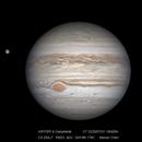 Jupiter & Ganymede,                                Mason Chen