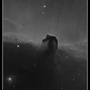 Horsehead Nebula, Barnard 33,                                rflinn68