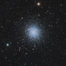 Messier 13 Gran Cúmulo de Hércules,                                Bror Federico Ced...
