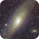 M31 Andromeda Galaxy,                                Mike Miller