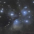 M45 Pleiadi,                                Emanuele Patassini
