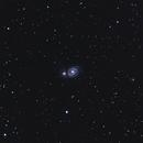M51 - second light,                                Mattes